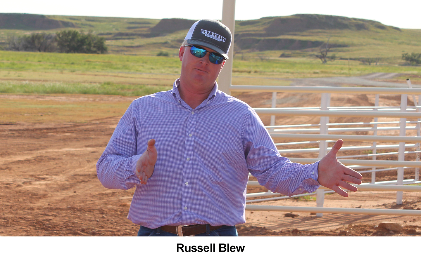 Ranch Field Day In Barber County Highlights Range Renovation