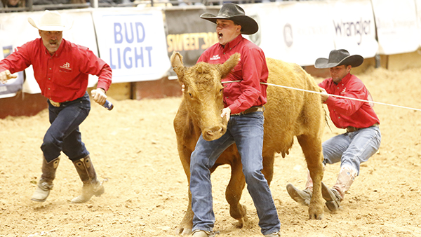 Beachner Bros. Livestock Wins World Championship Ranch Rodeo